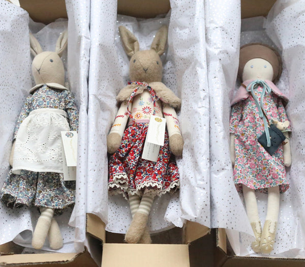 An Introduction To Doll Making with Katy Livings - Saturday 26th September 2020