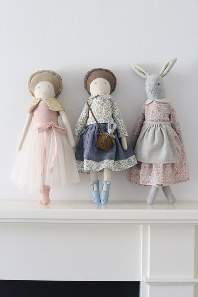 An Introduction To Doll Making with Katy Livings - Saturday 21st or Sunday 22nd September 2019