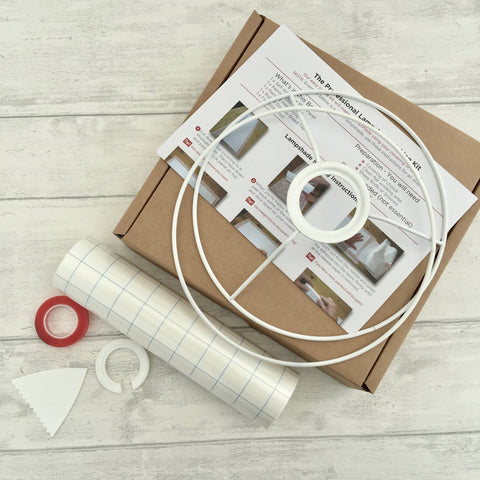 40cm Drum Lampshade Making Kit