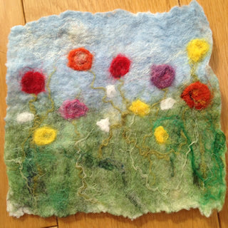 Felted Picture with Robyn Smith Sunday 18th November 2018 3pm to 4pm