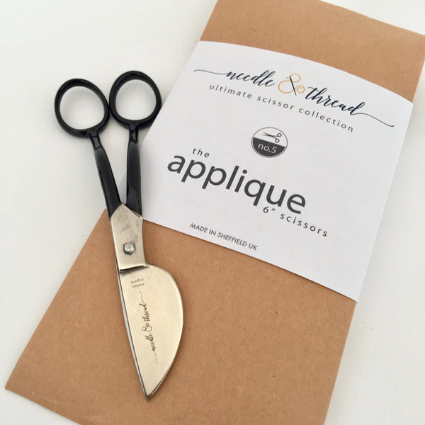 No.5 The Applique Scissors (Duck Billed)