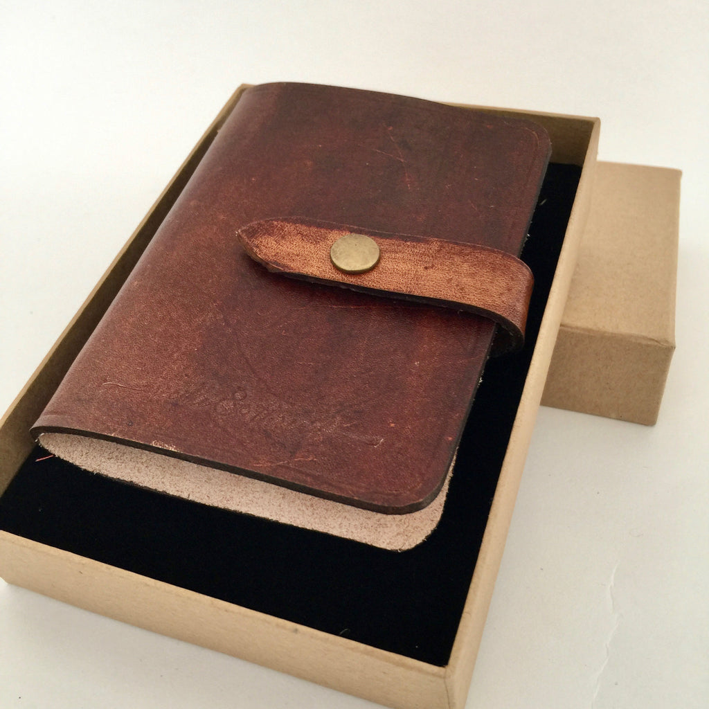 Handmade Leather Needlecase