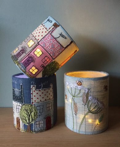 New! Create Your Own Cut Out Lantern or Textile Art Picture with Dear Emma Designs - Sunday 15th September 2019