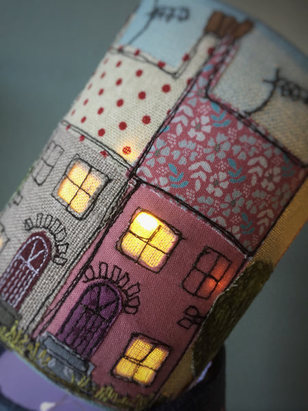 Create Your Own Lantern with Cut Out Windows or Textile Art Picture with Dear Emma Designs - Sunday 20th September 2020