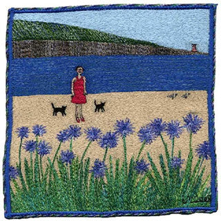 Pictorial Machine Embroidery with Linda Miller - Saturday 9th June 2018