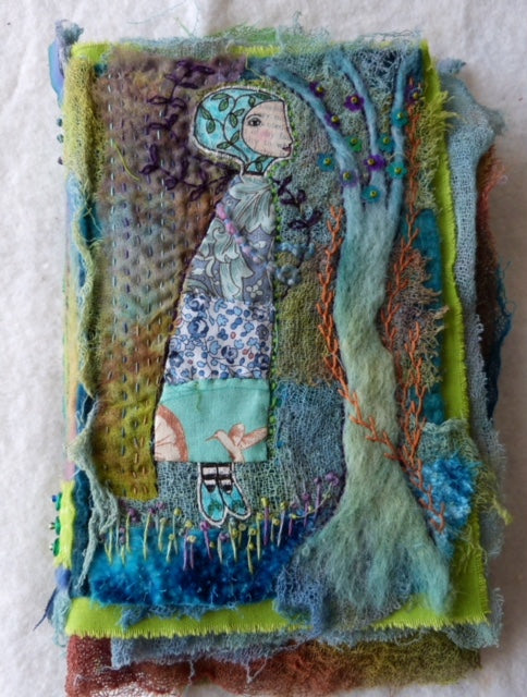 Embellished Books Workshop with Annette Emms Saturday 11th May 2019