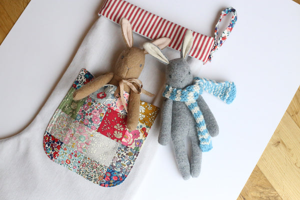Katy Livings Christmas Stocking Workshop - Sunday 27th September 2020