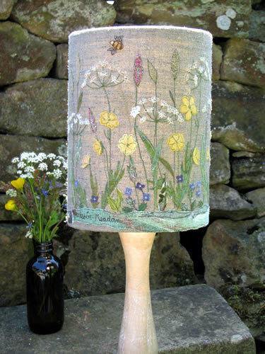 Dear Emma Textile Art Lampshade Workshop - Sunday 8th October
