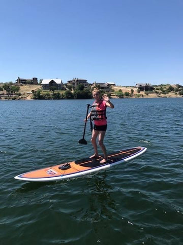 Twin Point Park Stand Up Paddleboard Rental - 1 Hour