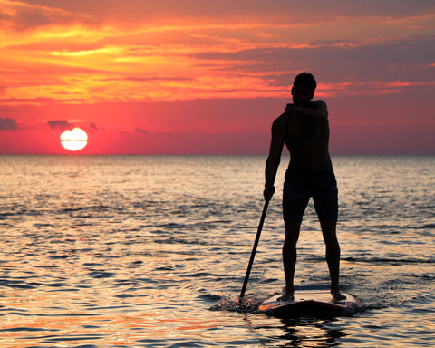 Twin Point Park Stand Up Paddleboard Rental- HALF DAY