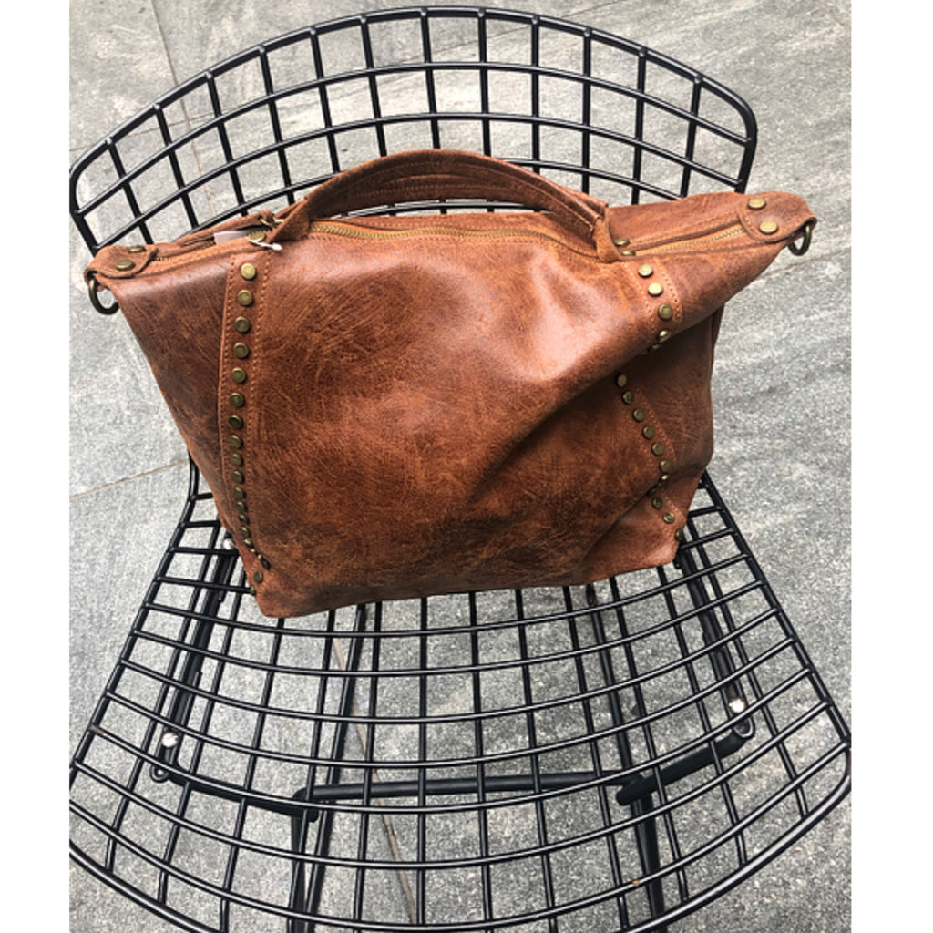 Dexter Leather Tote