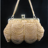 Beaded Bag - Fashion clothes, NYC, designer, [product type] - women's apparel, clothing, accessories, hats, attire, Siren Boutique Siren Boutique