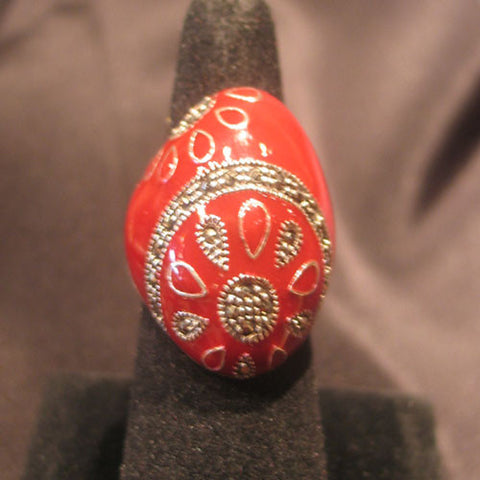 Favorite Enamel Ring