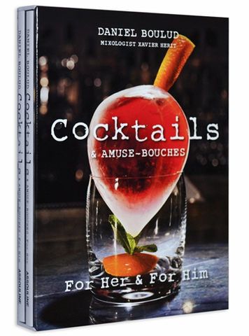 Cocktails and Amuse-Bouches for Her & for Him
