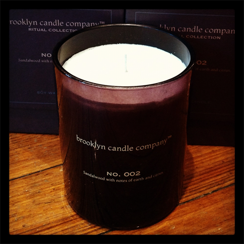Ritual Candle No. 002 - Fashion clothes, NYC, designer, [product type] - women's apparel, clothing, accessories, hats, attire, Siren Boutique Siren Boutique