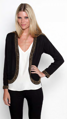 Eos Beaded Jacket