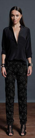 Ethan Beaded Pants