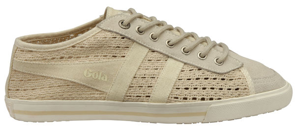 Gola Quota Summer Weave Oatmeal - Fashion clothes, NYC, designer, [product type] - women's apparel, clothing, accessories, hats, attire, Siren Boutique Siren Boutique