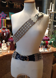 The Billy Belt - Fashion clothes, NYC, designer, [product type] - women's apparel, clothing, accessories, hats, attire, Siren Boutique Siren Boutique