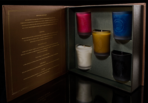 History Lesson Candle Set (Volume Two)