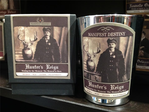Hunter's Reign Candle