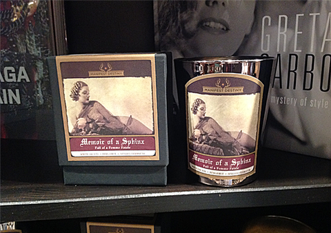 Memoir of a Sphinx Candle