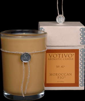 Moroccan Fig Candle - Fashion clothes, NYC, designer, [product type] - women's apparel, clothing, accessories, hats, attire, Siren Boutique Siren Boutique
