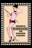 Showgirl Ginger Panties