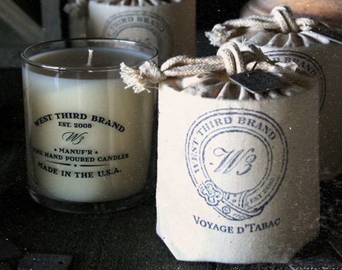 Simple Stock Hand Poured Candles
