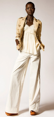 Bianca Wide Leg Trouser