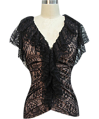 Libertine Lace Top