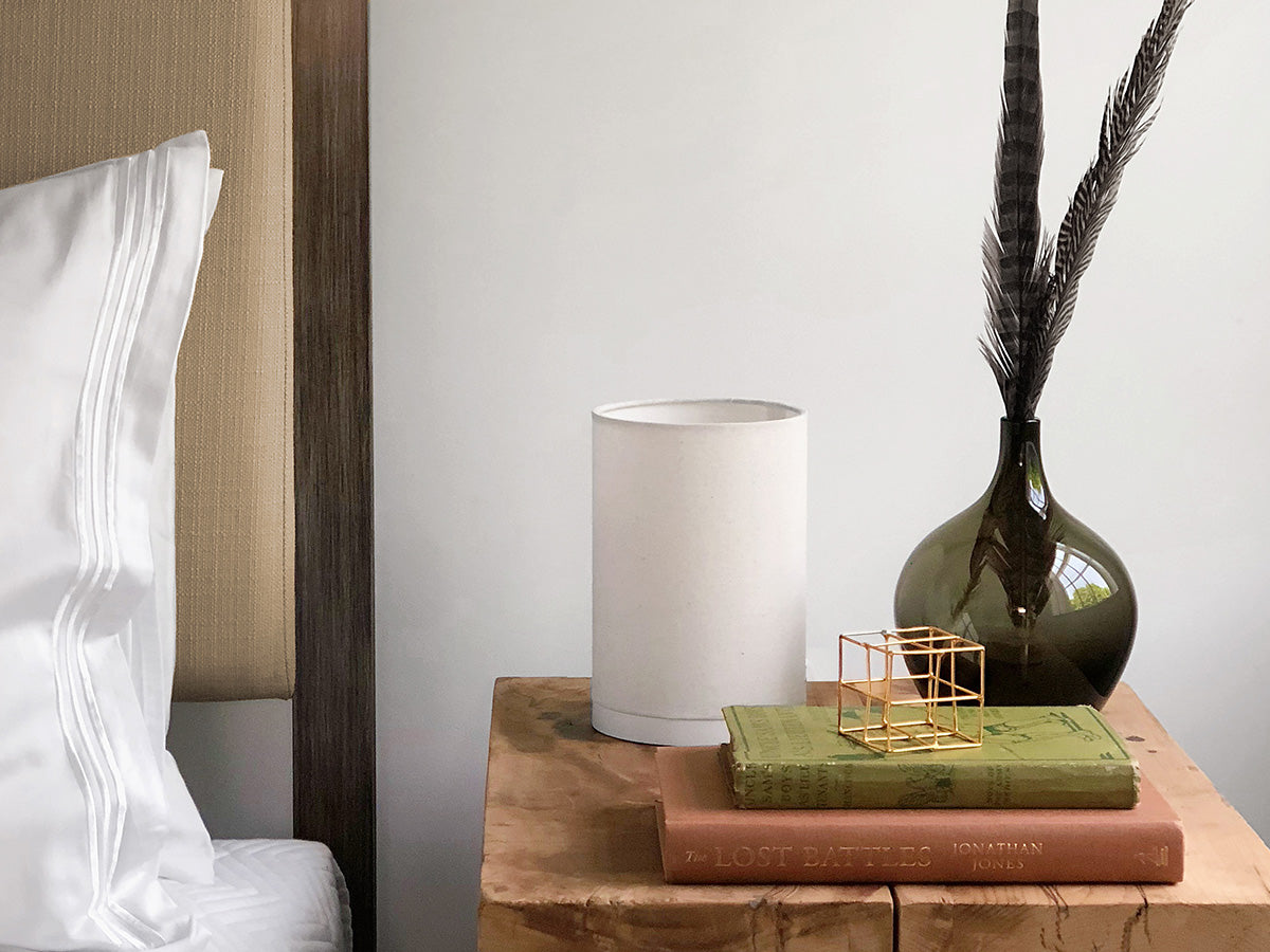 NEW BEDSIDE LAMPS OFFER HEALTHY TWIST TO BEDTIME ROUTINE