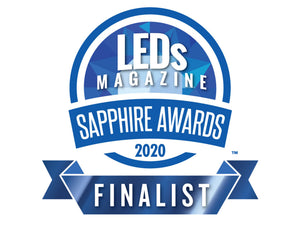 HEALTHE INC. NAMED FINALIST FOR LEDS MAGAZINE 2020 SAPPHIRE AWARDS