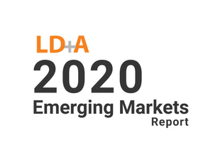 2020 LD+A Emerging Markets Report features Jay Goodman, VP of Strategy