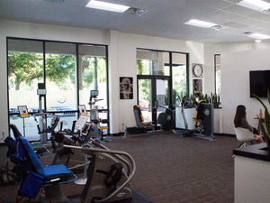 LEADING WELLNESS AND CONDITIONING CENTER SELECTS  HEALTHE® TRUE CIRCADIAN™ LIGHTING