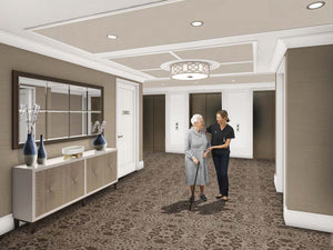 HEALTHE® PARTNERS WITH WATERMARK RETIREMENT COMMUNITIES® TO INSTALL INNOVATIVE CIRCADIAN LIGHTING SOLUTIONS