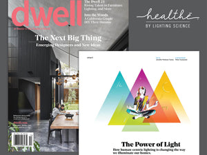 Dwell Magazine Features Healthe's Fred Maxik in