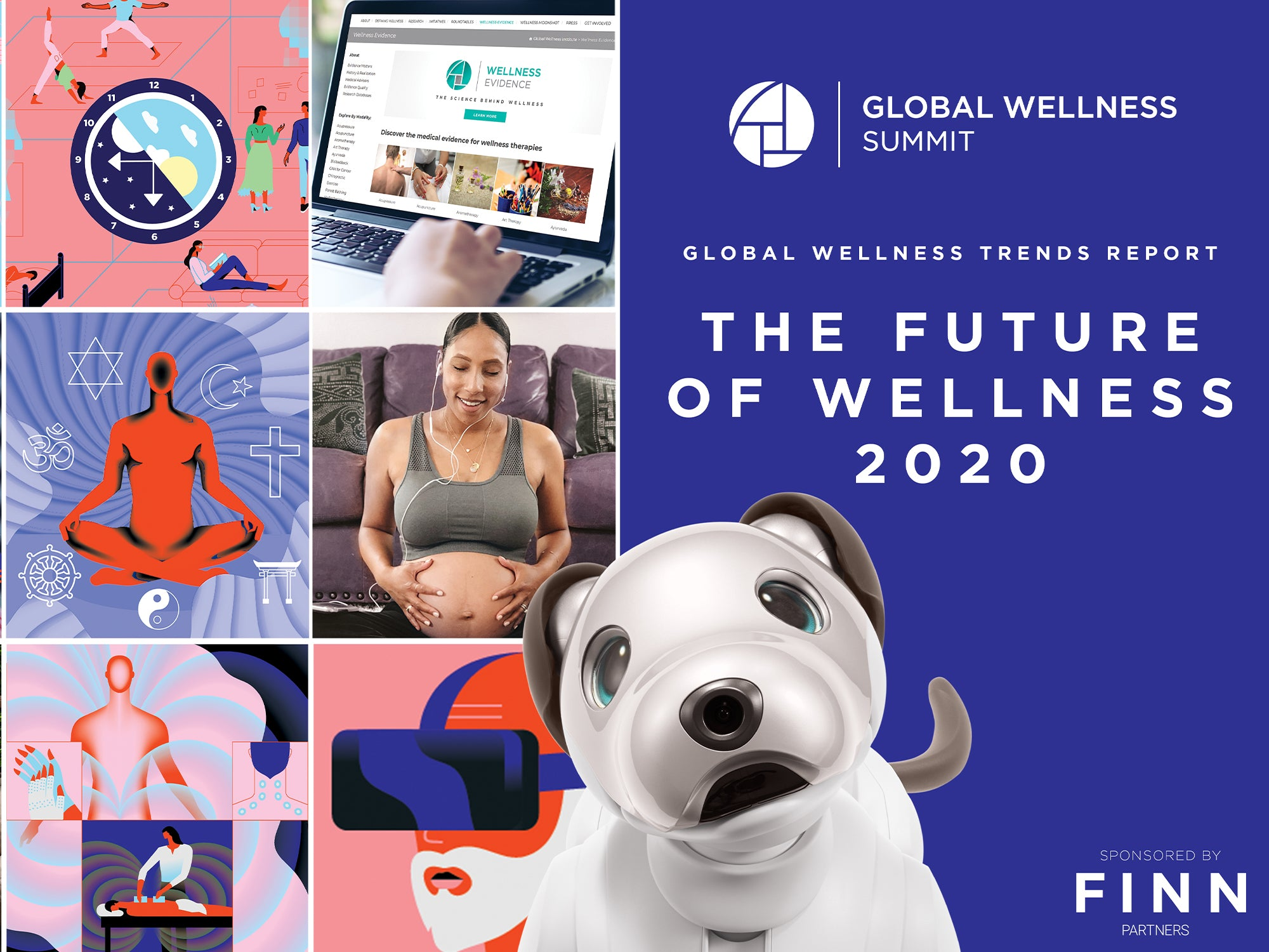 GLOBAL WELLNESS TRENDS REPORT : THE FUTURE OF WELLNESS 2020