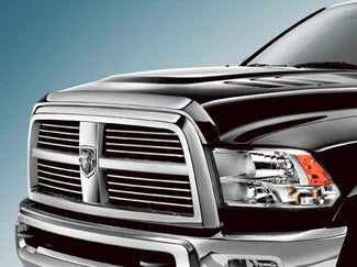 RAM 2500/3500 FRONT AIR DEFLECTOR TINTED