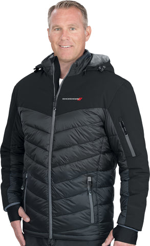 Men's Hybrid Synergy Jacket