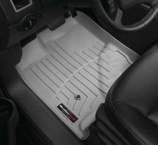 RAM 1500 QUAD CAB FLOOR LINERS 2013-2018 BLACK