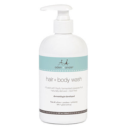 Aden + Anais Hair + Body Wash - Belle Bellina
