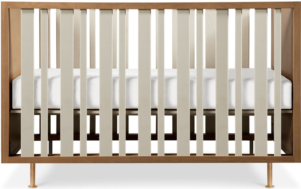 Nursery Works Novella Crib - Belle Bellina  - 1