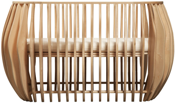Copy of Nursery Works Gradient Crib-Natural - Belle Bellina  - 1