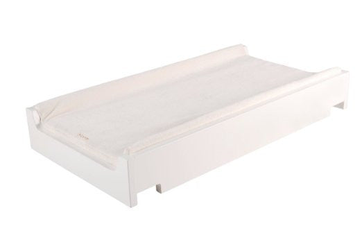 Bloom Universal Change Tray - Coconut White - Belle Bellina  - 1