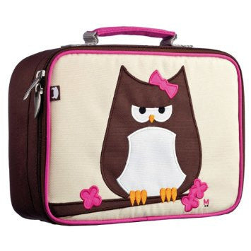 Beatrix Owl Lunchbox - Belle Bellina  - 1