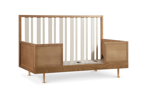 Nursery Works Novella Crib - Belle Bellina  - 6