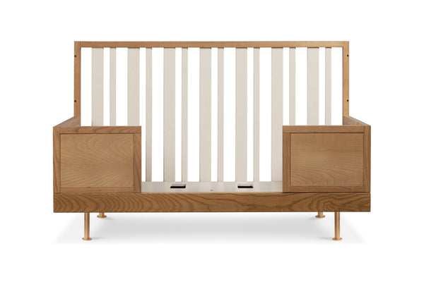 Nursery Works Novella Crib - Belle Bellina  - 5