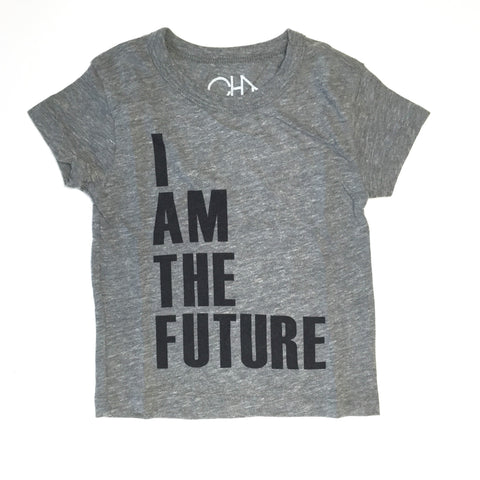 Chaser I AM THE FUTURE Tee - Belle Bellina