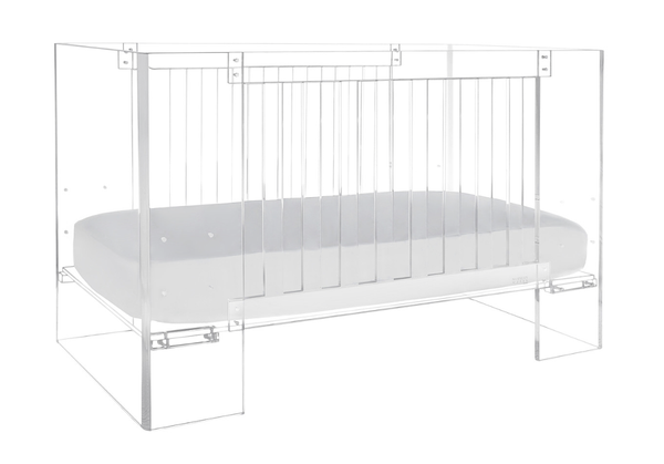 Nursery Works Vetro Crib-Shadow - Belle Bellina  - 4